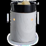 White Marble Tart Warmer