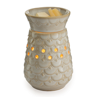 Scalloped Vase Midsize Warmer