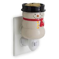 Snowman Plug-In Warmer
