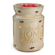 Bless This Home Tart Warmer