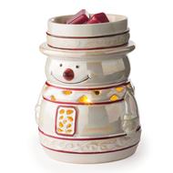 Snowy Glimmer Tart Warmer