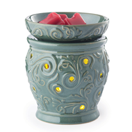 2-in-1 Flickering Oceanside Tart Warmer