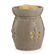 French Lily Glimmer Tart Warmer