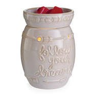 Follow Your Dreams Tart Warmer