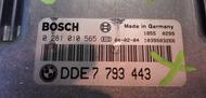 BMW 320Cd, 0281010565, 0 281 010 565, DDE7793443, DDE 7 793 443