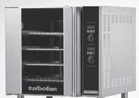 TURBOFAN Electric Convection Oven E32D4