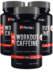 3x Workout Caffeine Capsules