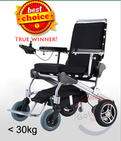 E-Throne Folding Power Wheelchair