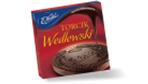 Wedel Torcik Wedlowski-Wafer in Chocolate