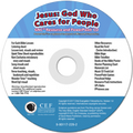 Jesus: God who cares for peoples (PPT) 2017