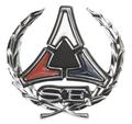 Emblem Sail Panel 71-72 Charger SE & 70-71 Challenger SE