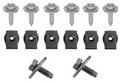 Dash Frame Screw Set 63-76 A 63-74 B 65-73 C 70-73 E Body