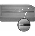 1965 Dart GT Bucket Style Hardtop Rear Panels