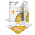 B12 Energy Plus Topical Patch