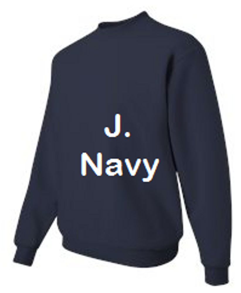 Grandpa Sweatshirt - Little Stinkers J. Navy