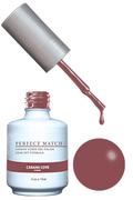 PERFECT MATCH - Gel Polish + Lacquer, CABANA COVE PMS180 - DW180