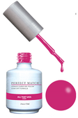 PERFECT MATCH - Gel Polish + Lacquer, ALL THAT SASS PMS179 - DW179