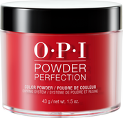 OPI Dipping Color Powders - Big Apple Red 1.5oz #DPN25