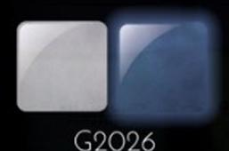 Glam and Glits Powder 1oz - GLOW ACRYLIC - GL2026 EN-LIGHT-ENED (CREAM)