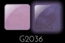 Glam and Glits Powder 1oz - GLOW ACRYLIC - GL2036 NAMASTE (CREAM)