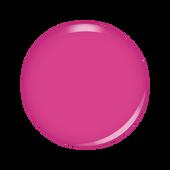 Kiara Sky Gel + Lacquer, Back To The Fuchsia G453