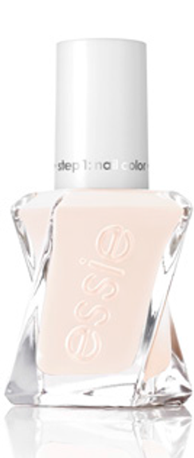 Essie Gel Couture - Bridal 2017 - DRESS IS MORE #1042