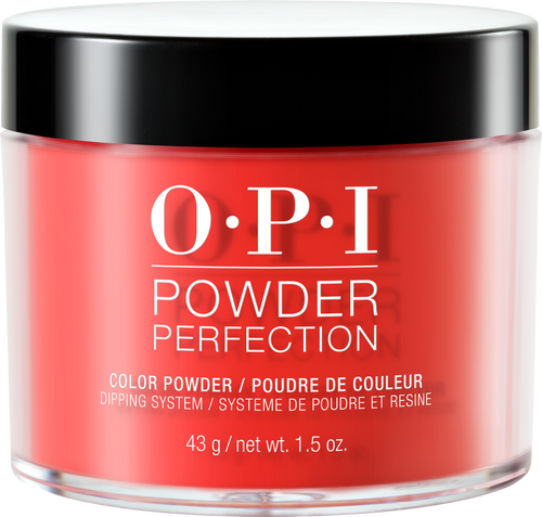 OPI Dipping Color Powders - A Good Man-darin is Hard to Find 1.5oz #DPH47
