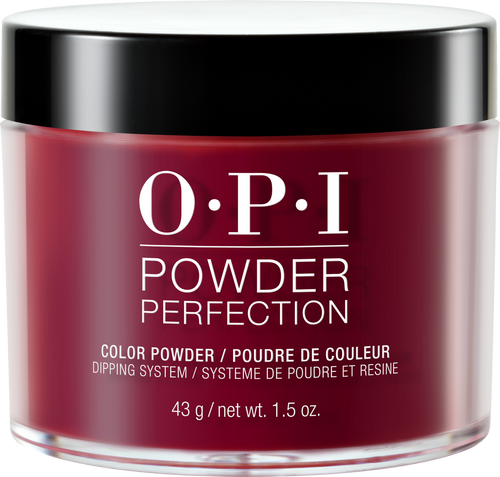 OPI Dipping Color Powders - Malaga Wine 1.5oz #DPL87
