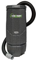 Clean Dynamix Hepa 10-Quart Backpack Vacuum w/Tools
