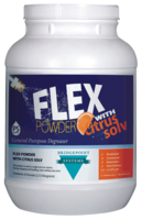 Flex Powder with Citrus Solv Heavy Duty Prespray