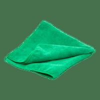 Microfiber 300 GSM  Multipurpose  16 x16 Towel Green