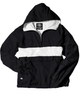Charles River Sorority Anorak- Black/White