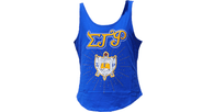 Sigma Gamma Rho Sorority Tank Top