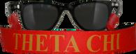 Theta Chi Fraternity Sunglass Staps