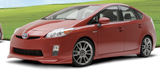 Five:AD Full Lip Kit - Toyota Prius 2010+ - Toyota Prius/Prius 10+/Exterior
