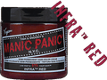 Manic Panic - Hair Color Cream Infra Red 118ml