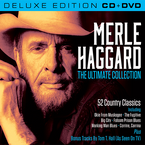 Merle Haggard - The Ultimate Collection (Deluxe Edition) CD/DVD