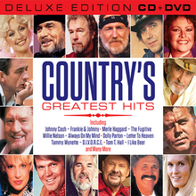 Various Artists - Country's Greatest Hits: The Ultimate Collection (Deluxe Edition) CD/DVD