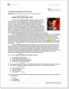 """Digital Music: Opposing Sides"" - 8G / 1000L"