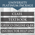SERIES 66 : GOLD PACKAGE (Class, Book, Qbank)