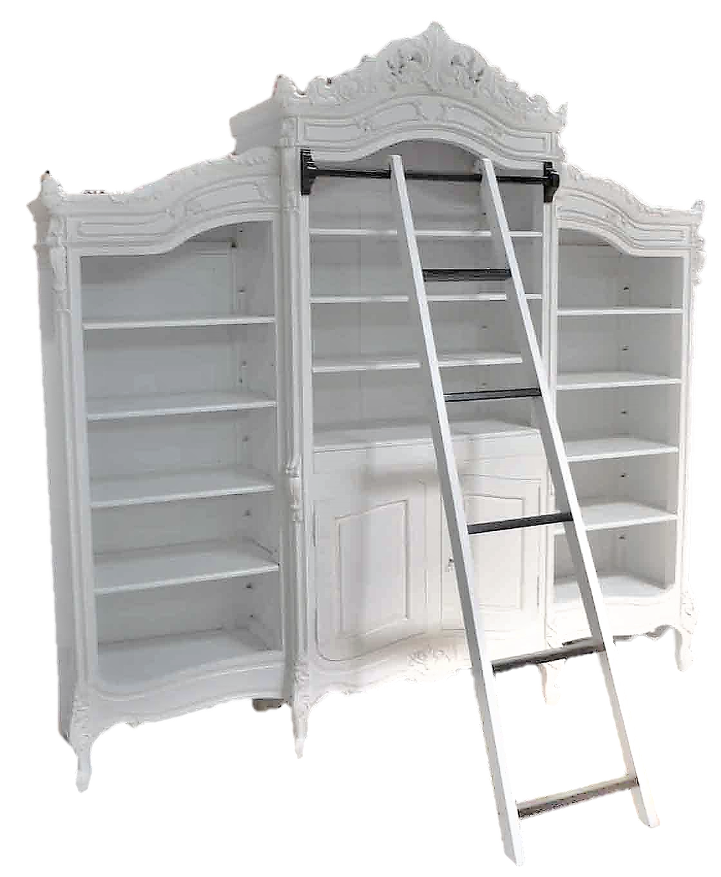 #5F5851 PRE ORDER: Library Cabinet Triple White La Maison Boutique with 1052x1280 px of Recommended Glass Display Cabinets Auckland 12801052 save image @ avoidforclosure.info