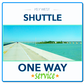 Miami To Key West Shuttle (One-Way)