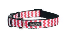 Chevron Red Collar
