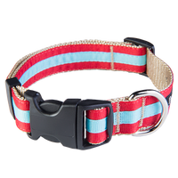 Prep School Dog Collar-Alex