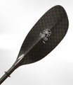 Werner Ikelos Paddle - Foam Core Carbon Touring Paddle