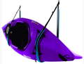 Aquasling holds kayaks up to 60kg or 90cm wide