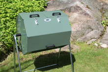 Jora composter - an ecological revolution of your own.