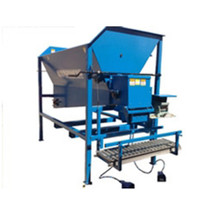 compost bagging machine - small