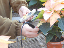 FieldScout Direct Soil EC Meter suitable for all soil types