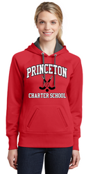 PCS Custom Sewn Field Hockey Team Fleece with name and player number